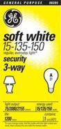 3-Way 15-135-150 Watt Security Light Bulb (98285)