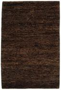 Ecogance Brown 4'x6' Area Rug (H2051)