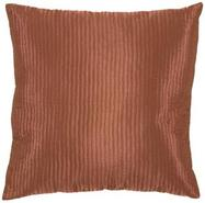 Dark Rust Polyester Pillow (H6769)