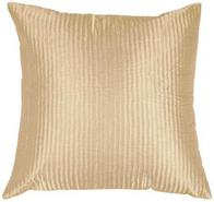 Cream Polyester Pillow (H6770)
