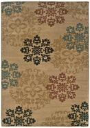 Bexley Collection Wealthwood 7'10 x10' Area Rug (R