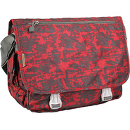 Terry Messenger Frost Red - J World Messenger Bags