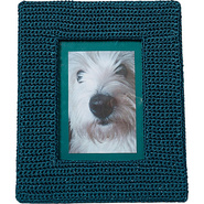 The Sak Classic Home Frame Deep Teal Sparkle - The