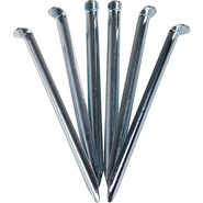 Steel Stakes (6 Pack) Steel - Kelty Outdoor Access