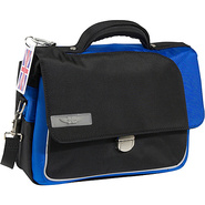 E2 Downtown Messenger - Black Blue