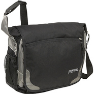 Jansport Elefunk Messenger Bag - Black