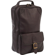 Upright Golf Shoe Bag - Cafe