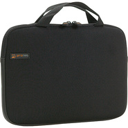 Neoprene Laptop Sleeve - 11.1  - Black