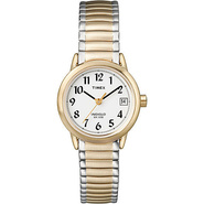 Women's Expansion Watch Silver tone and Gold tone