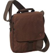 Fulton Mini Bag (B) Dark Brown - TOKEN Men's Bags