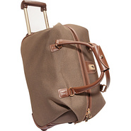 Oxford II 20  Wheeled Club Bag Tan - London Fog Sm
