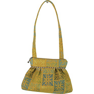 Addie Shoulder Bag Rustic Ochre - Maruca Design Fa