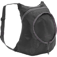 Packable Day Pack Black - Outdoor Products Lightwe