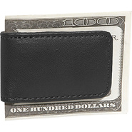 Magnetic Money Clip - Black