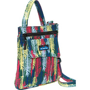 Keeper Fall Feathers - Kavu Fabric Handbags