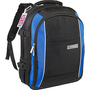 E2 Big Ben Backpack - Black Blue