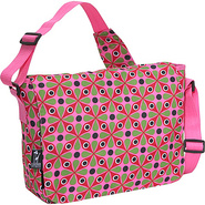 Kaleidoscope Kickstart Messenger Bag