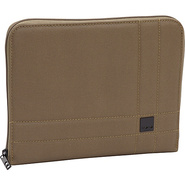 iPad Zip Sleeve Army - Knomo Laptop Sleeves