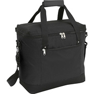 Montero Insulated Shoulder Tote - Black