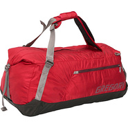 Stash Duffle 95 Liter - Sunset Red