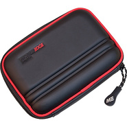 Portable Hard Drive Case Red - Mobile Edge Busines