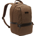 Essex Waxed Twill Laptop Backpack Khaki - Andrew M