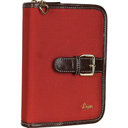Love  Compact Book/Bible Cover - Red