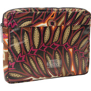 Tribal Muddoth Laptop Sleeve Light Magenta - Echo 
