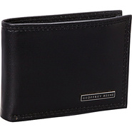 Mead Credit Card Manager Wallet Black - Geoffrey B
