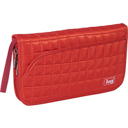Life Tango Travel Wallet - Crimson