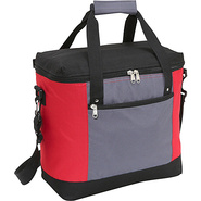 Montero Insulated Shoulder Tote - Red