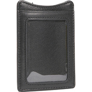 Front Pocket Money Clip - Black
