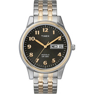 Men's Expansion Watch Siver tone and Gold tone - T