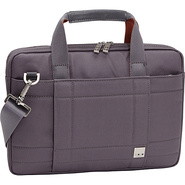 Lincoln 13  Laptop Bag Slate - Knomo Laptop Sleeve