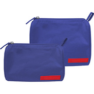 Cosmetic Bag Set Blue - pb travel Travel Comfort a