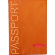 Passport Cover Orange - pb travel Travel Comfort a