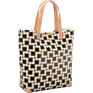 Big Spot Flower Shadow Willow Bag Truffle - Orla K
