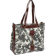 Going Places Large Tote - Tote