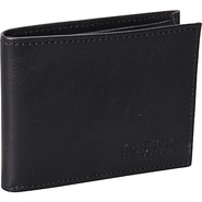 Leather Six Pocket Billfold
