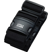 2 Deluxe Travel Belts - Black