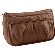 Life Parasail Ripple Cosmetic Case - Chocolate