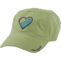 Girl&#39;s Chill Cap Citron Green-S - Life is good Hat