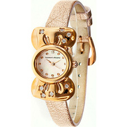 Ribbon Ladies Watch White Dial - Tsumori Chisato W