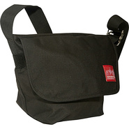 Vintage Messenger Bag Black - Manhattan Portage Me