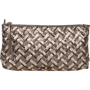 Lucca 3-Way Demi Metallic Multi w/Chain Detail - E