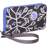Large Wallet - Dove Periwinkle