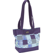 Medium Patched Tote, Rio Patch - Shoulder Bag