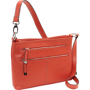 Tablet X-Body Papaya - Tignanello Leather Handbags