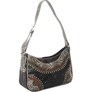 Calico Creek Collection Handbag Black - American W