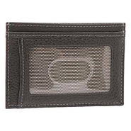 Casual Weekender ID Case - Black
